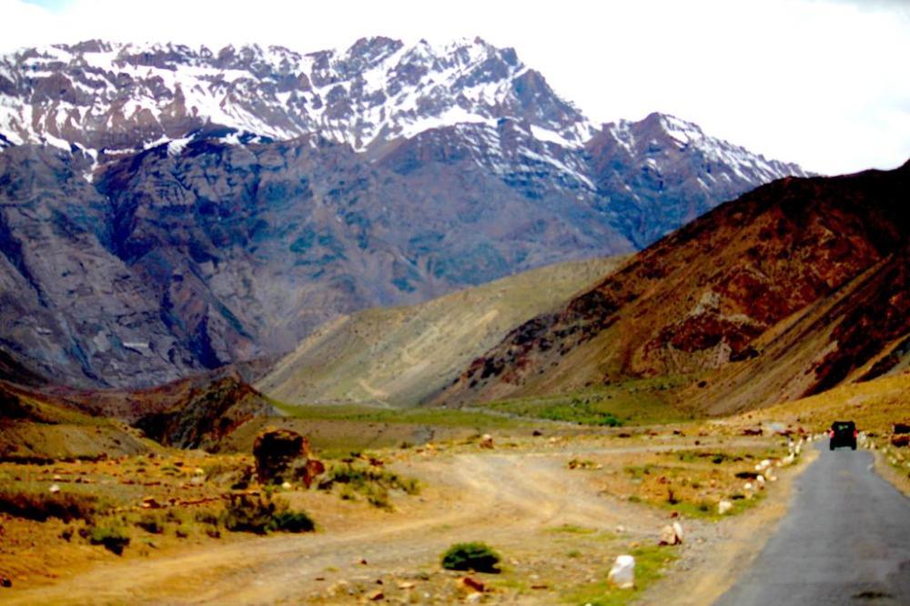 Spiti valley journey